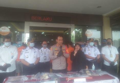 Polisi Ringkus 8 Orang Pelaku Pungli Di Pelabuhan Tanjung Priok