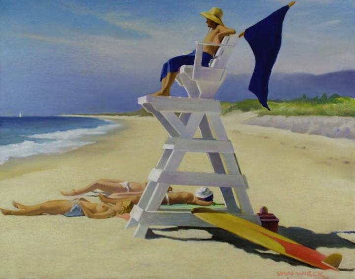 Nigel Van Wieck. Современный художник-реалист 18