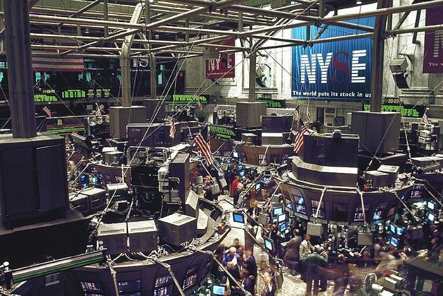 aktivitas di stock exchange