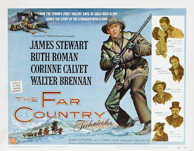 The Far Country - Poster
