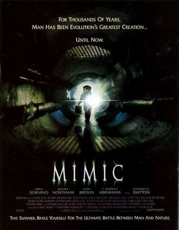 Poster Of Mimic 1997 Hindi Dual Audio 500MB BluRay 720p ESubs HEVC Free Download Watch Online downloadhub.in