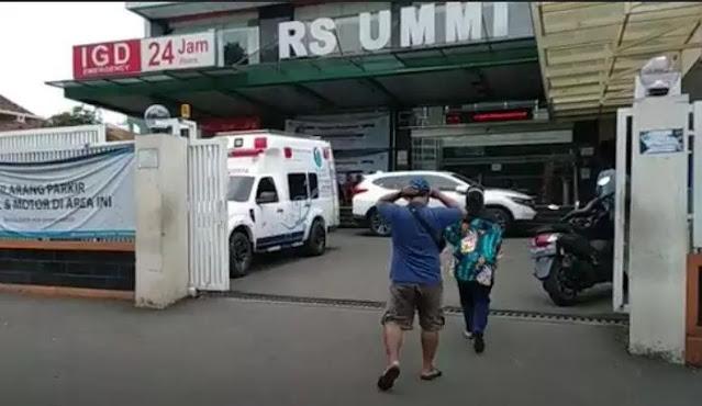 Satgas Ancam Tutup Rumah Sakit UMMI Jika Tak Laporkan Hasil Swab Habib Rizieq
