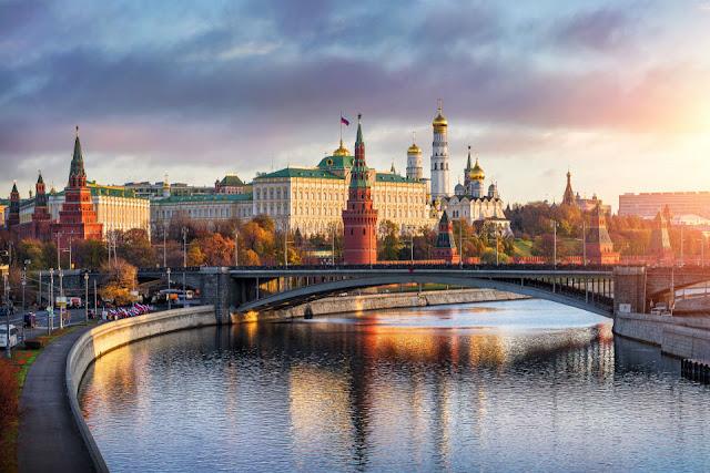 Volga, Nga