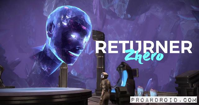 تحميل لعبة Returner Zhero Apk كاملة للاندرويد (اخر اصدار) logo