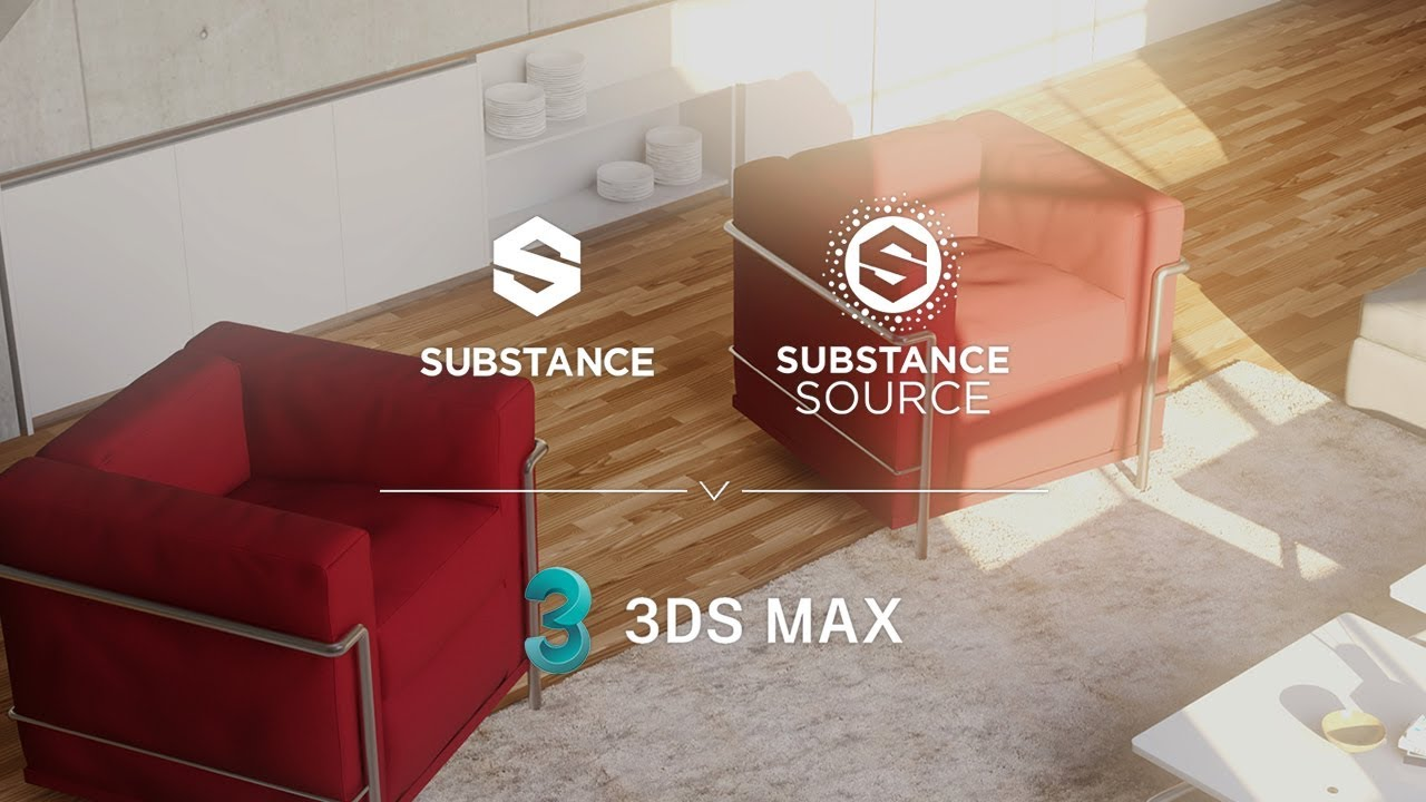 3ds Max 2018 Substance Plugin - Plugins Reviews and Download free