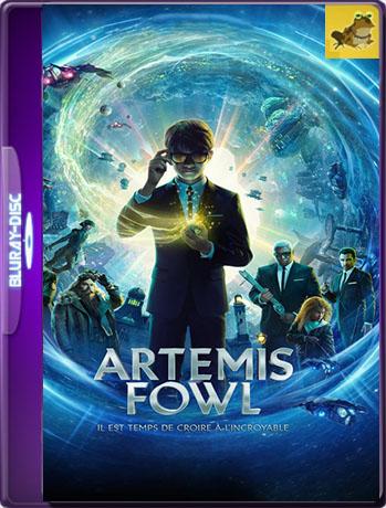 Artemis Fowl: El mundo subterráneo (2020) 1080p 60FPS WEB-DL Latino [GoogleDrive] Tomyly