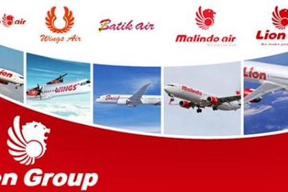 Lowongan Kerja Lion Air Group Pekanbaru November 2018