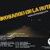 Afiche y programa oficial de la gira de Cinosargo en la Ruta.
