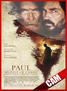 Pablo, apóstol de Cristo (2018) | CamRip Latino HD GDrive 1 Link