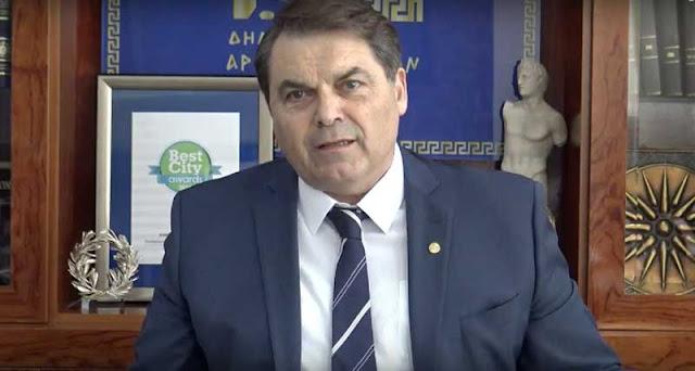 """Δημήτρης Καμπόσος: """"Όσοι δεν έχουν κάνει κανένα έργο από την θέση τους ακυρώνουν τα έργα μας"""" (βίντεο)"""