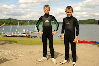 The Wetsuited Boys