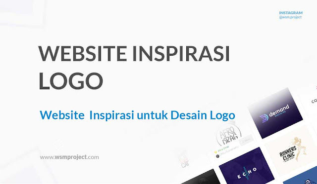 website inspirasi desain logo