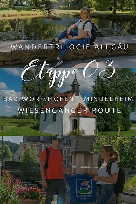 Wandertrilogie Allgäu | Etappe 03 | Bad Wörishofen-Mindelheim - Wiesengänger Route 21