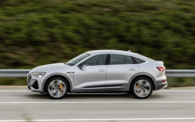 Audi e-Tron Sportback: SUV elétrico cupê - preço e fotos
