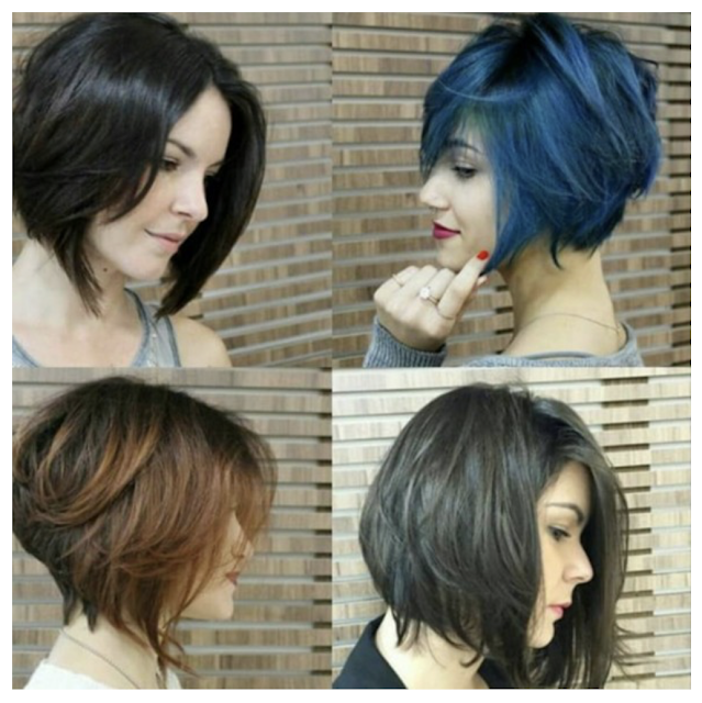 short hairstyles for girls 2019