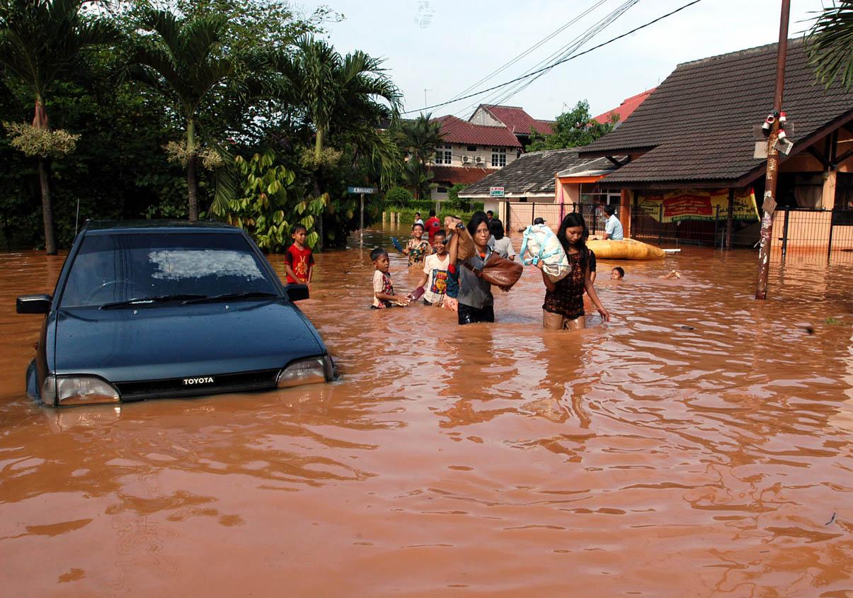 Banjir dan cara menghadapinya | psda