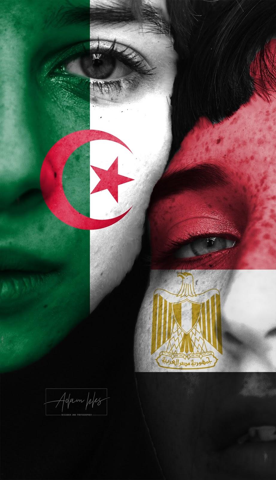 الجزائر ومصر