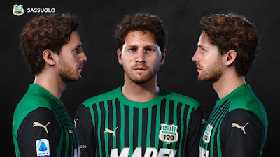 PES 2021 Faces Manuel Locatelli by Prince Hamiz
