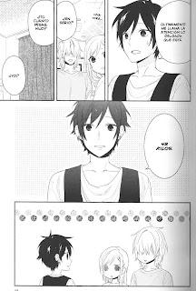 "Manga: Reseña de ""Horimiya #5"" de Hero y Daisuke Hagiwara - Norma Editorial"