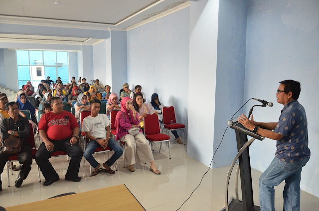 Andi Mustaman : Pilwali Makassar adalah Pertarungan Ide dan Gagasan