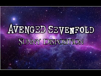 Terjemahan Lirik Lagu Avenged Sevenfold - Sunny Disposition