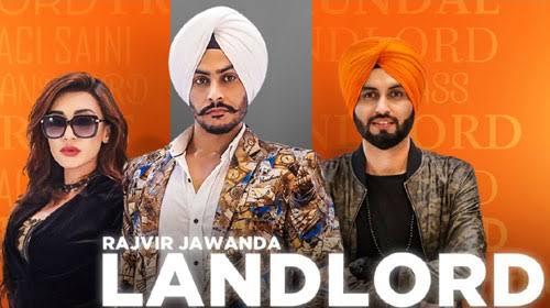Landlord lyrics panjabi song 2020