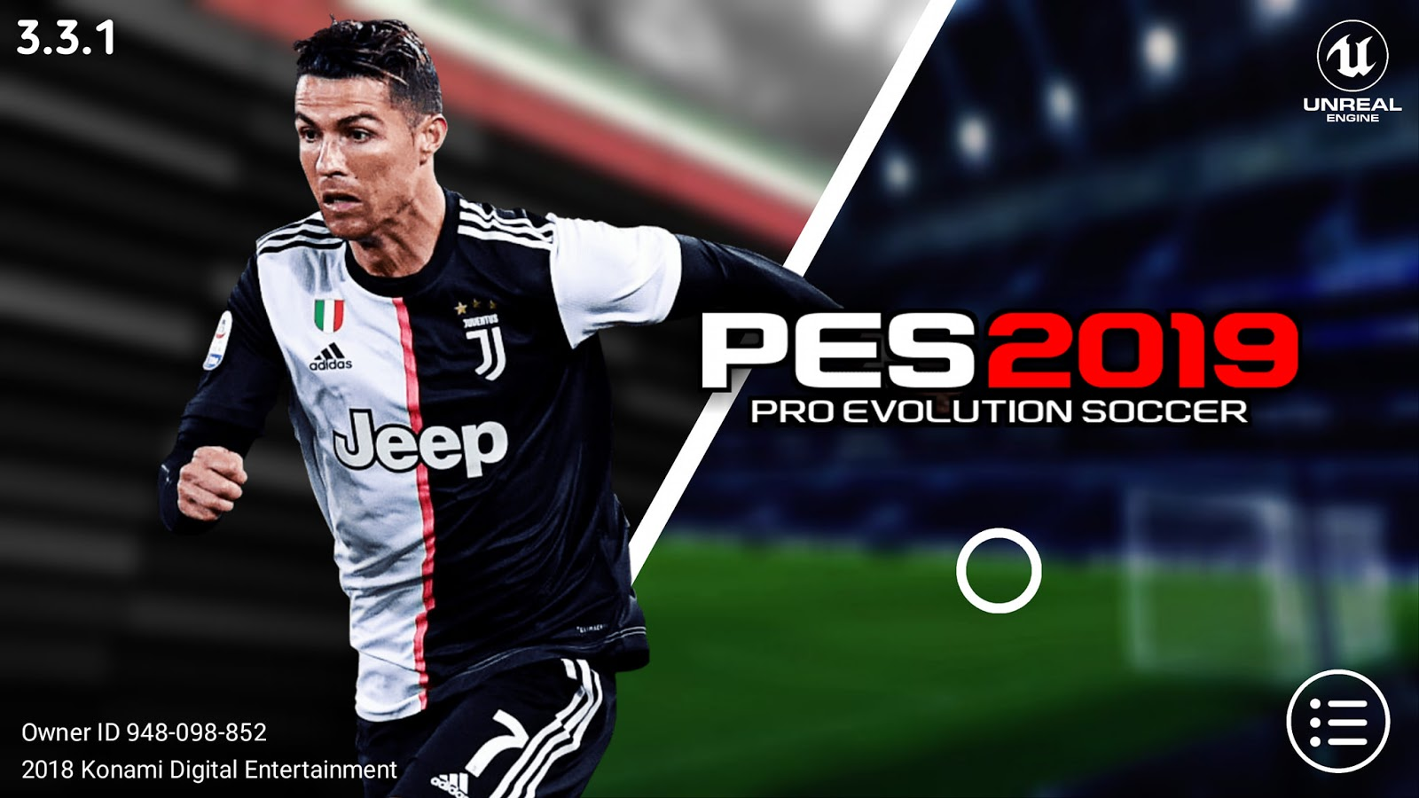 PES 2019 Mobile v3 3 1 Kits,Graphics Patch Update Android - Android Tean