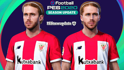 PES 2020 Faces Iker Muniain by Owen31