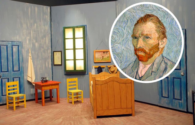 Van Gogh Quarto em Arles