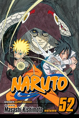 Naruto Tomo 52