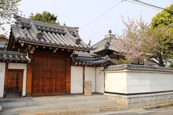 大野寺(おおのじ)<堺市 中区土塔町>