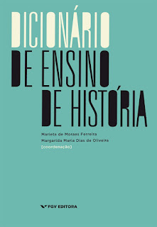livro dicionário de ensino de história