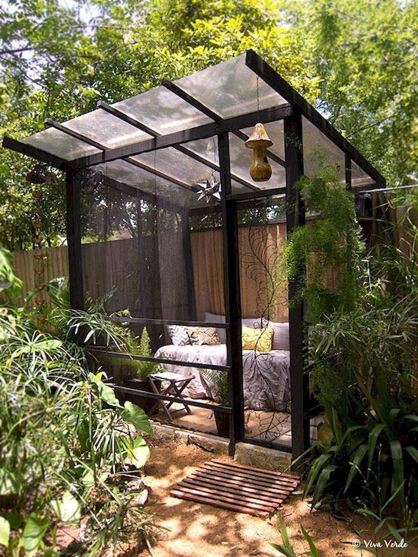 Awesome Backyard Pergola Design Idea