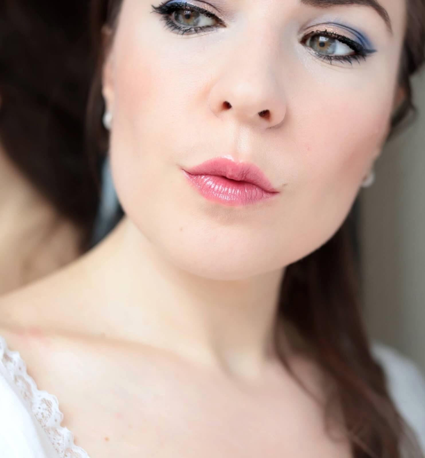 Chantecaille Lip Tint Baume A Lèvres Verbena test
