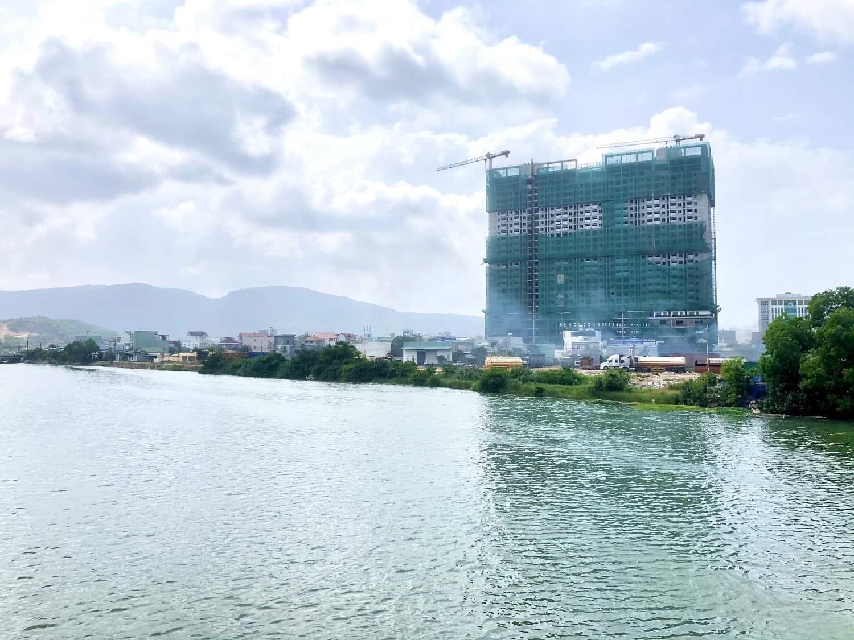 Tiến độ Ecolife Riverside Quy Nhơn tháng 2/2021