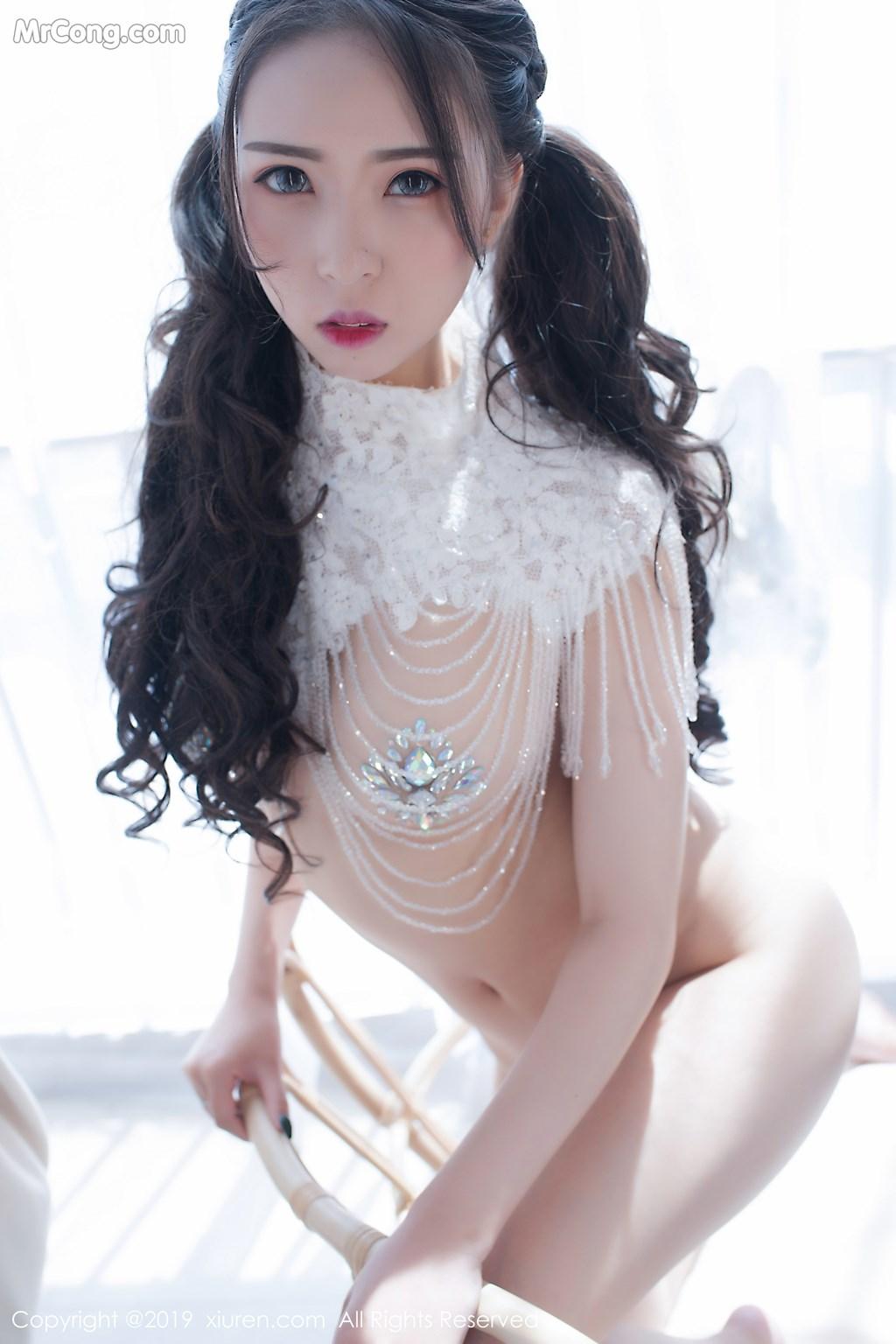 XIUREN No.1666: 良人非爱人 (42P)