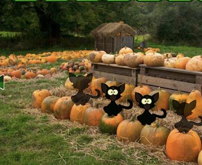Halloween Garden Escape 03