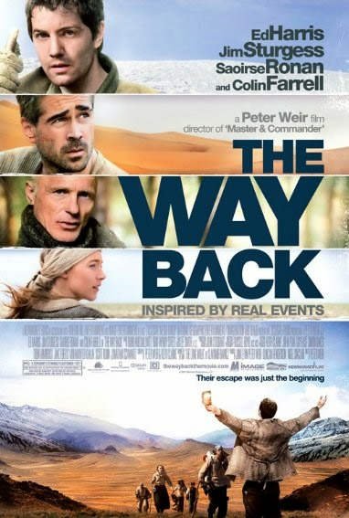 The Way Back (2010) 720p BRRip