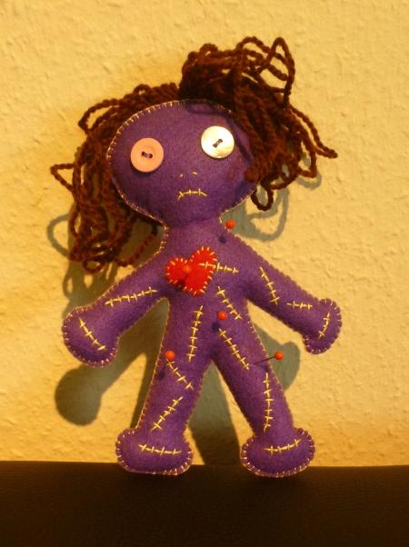 Pusseln Bosseln Fummeln Voodoo Puppen