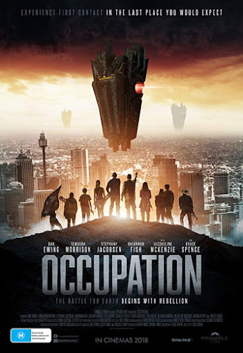 Occupation (Web-DL 720p Ingles Subtitulada) (2018)