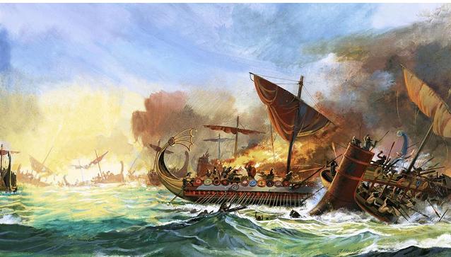 Δυόμισυ χιλιάδες χρόνια από τα επίκαιρα νοήματα της Σαλαμίνας