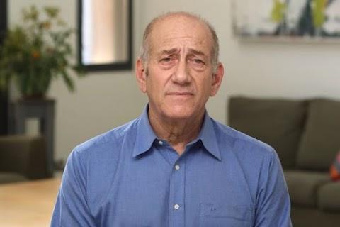 Az izraeli államelnök elutasította Olmert kegyelmi kérvényét