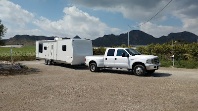 5th wheel and American caravan sales, delivery and transport, Spain