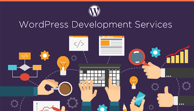 Wordpress Web Design Services in India