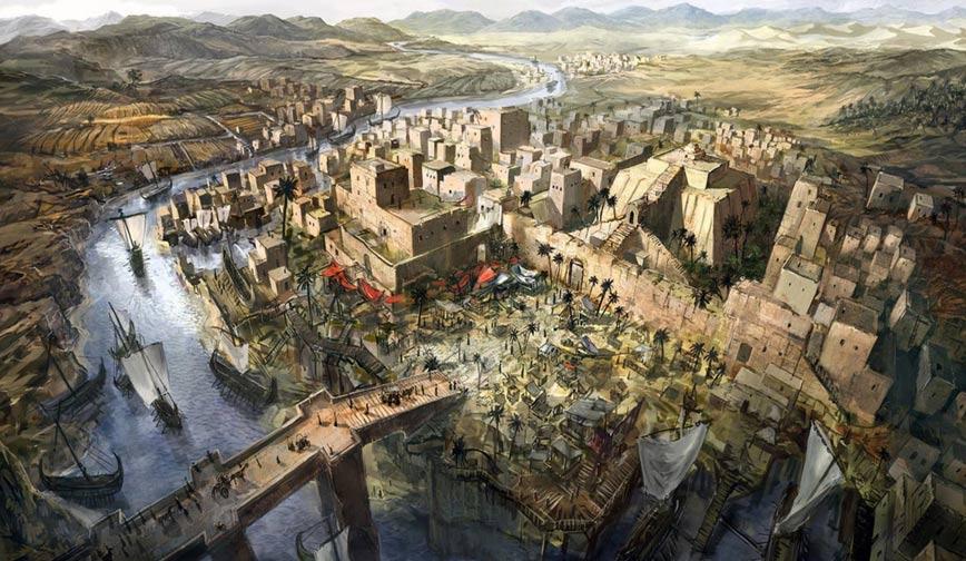 Uruk | Cidade da Baixa Mesopotâmia