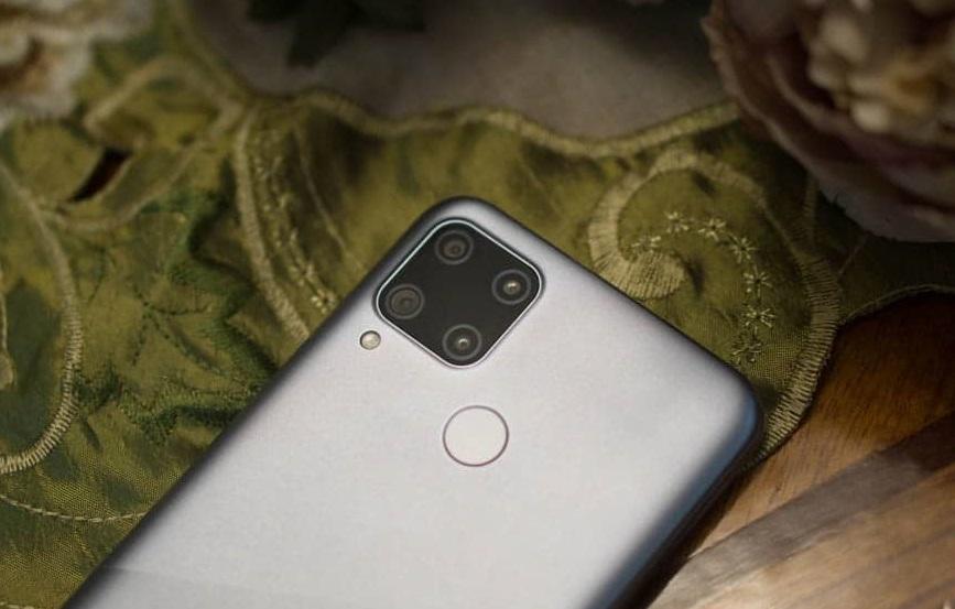 Modul Kamera Utama Realme C15