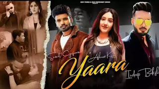 YAARA Lyrics - Sumit Goswami x Ashnoor Kaur