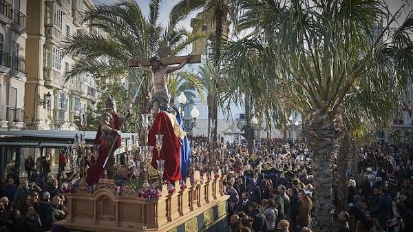 Siete Palabras de Cádiz saldrá en procesión extraordinaria el 31 de agosto