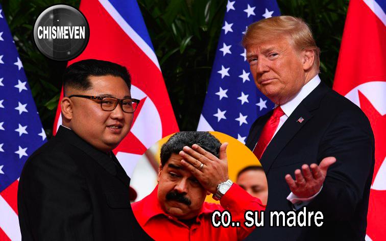 Mientras Mauro maldice a Donald Trump, Kim Jong Un hace esto