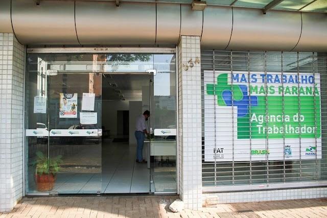 Foz do Iguaçu registra o terceiro melhor índice de geração de empregos no Paraná em dezembro
